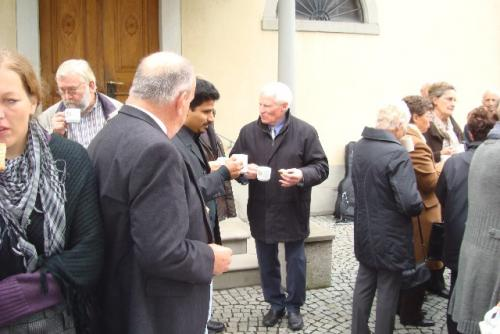 15.11.2009 Agape am Caritassonntag