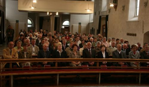 21.06.2009   Hochzeitsjubiläumsgottesdienst