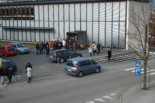 13.03.2010 Flohmarkt